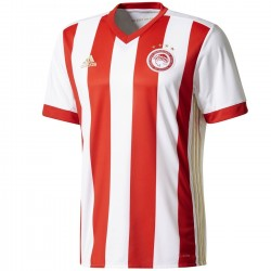 Olympiacos Piraeus FC Home football shirt 2017/18 - Adidas