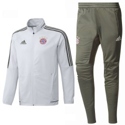 Bayern Munich UCL training tracksuit 2017/18 - Adidas