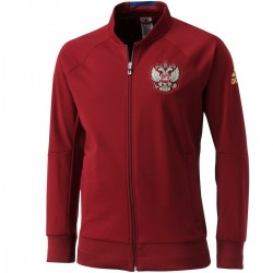 Russland nationale Team Anthem Jacke 2016/17 - Adidas
