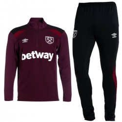 West Ham United technical training tracksuit 2017/18 - Umbro