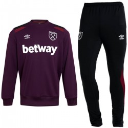 West Ham United training tracksuit 2017/18 - Umbro