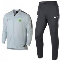 VfL Wolfsburg training presentation tracksuit 2017/18 - Nike