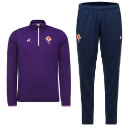 AC Fiorentina technical trainingsanzug 2017/18 - Le Coq Sportif