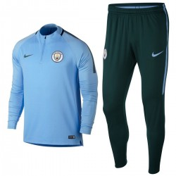 Manchester City Tech Trainingsanzug UCL 2017/18 - Nike