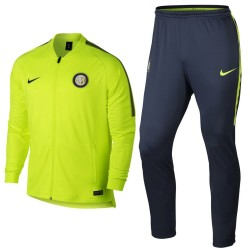 Inter Mailand präsentation Trainingsanzug Third 2017/18 - Nike
