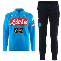 SSC Napoli training technical tracksuit 2017/18 - Kappa