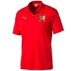 Cameroon national team presentation polo shirt 2016 - Puma