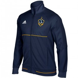 LA Galaxy pre-match navy presentation jacket 2017/18 - Adidas
