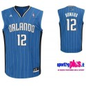 Orlando Magic Basketball Jersey by Adidas-Howard 12
