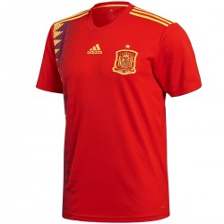 Spain Home football shirt World Cup 2018 - Adidas