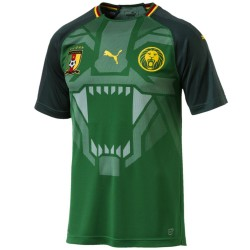Cameroon football team Home shirt 2018/19 - Puma