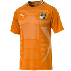 Ivory Coast football team Home shirt 2018/19 - Puma