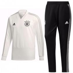 Deutschland fußball Hybrid Sweat trainingsanzug 2018/19 - Adidas