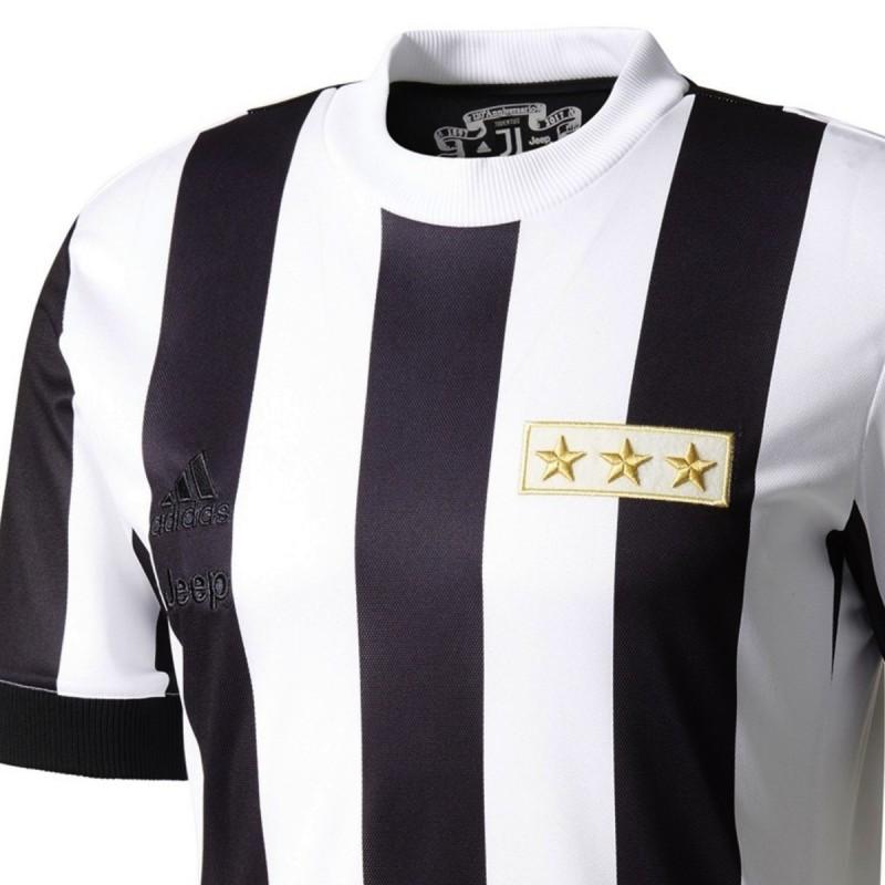 Juventus Fc Collector S 120th Anniversary Shirt 2017 Adidas