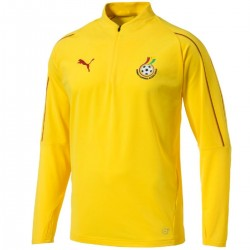 Ghana football technical training sweatshirt 2018/19 - Puma