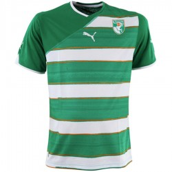 Ivory Coast Away football shirt 2010/11 - Puma