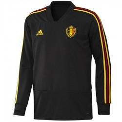 Belgium technical Hybrid sweat top 2018/19 - Adidas