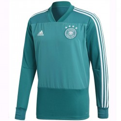 Germany technical Hybrid sweat top 2018/19 - Adidas