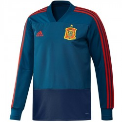 Spain technical Hybrid sweat top 2018/19 - Adidas