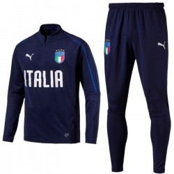 Italy navy technical training tracksuit 2018/19 - Puma