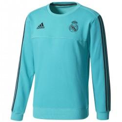 Real Madrid CF training sweatshirt 2018 - Adidas