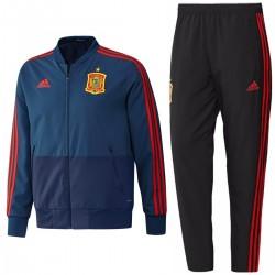 Spanien fußball präsentationsanzug 2018/19 - Adidas