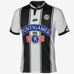 Sturm Graz Home football shirt 2017/18 - Lotto
