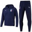 Italien-Nationalmannschaft casual präsentationsanzug 2018/19 - Puma