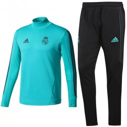 Real Madrid training technical tracksuit 2018 - Adidas
