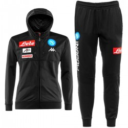 SSC Napoli carbon training tracksuit 2017/18 - Kappa