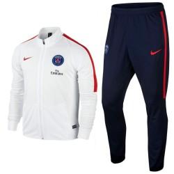 Survetement d'entrainement PSG 2016/17 blanc - Nike