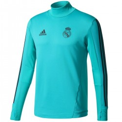 Sudadera tecnica de entreno Real Madrid 2018 - Adidas