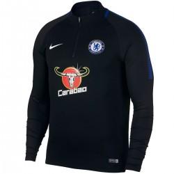 Chelsea FC sudadera tecnica de entreno 2018 - Nike