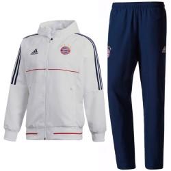 Bayern München präsentation trainingsanzug 2018 - Adidas