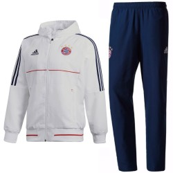 Bayern Munich training presentation tracksuit 2018 - Adidas
