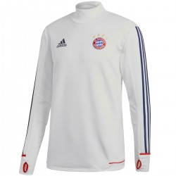 Tech sweat top d'entrainement Bayern Munich 2018 - Adidas