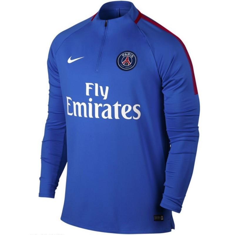 PSG Paris Saint Germain chándal tecnico entreno 2018 - Nike bc79dcdb9890b