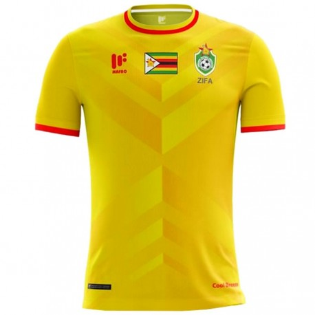 Zimbabwe National team Home football shirt 2018 - Mafro