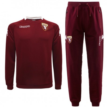 FC Torino training sweat tracksuit 2017/18 - Kappa