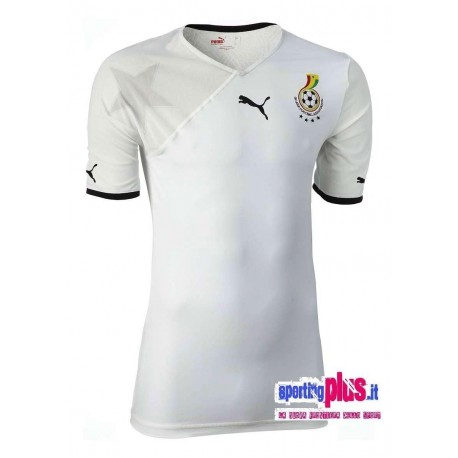 Ghana National Soccer Jersey home 10/11 Puma