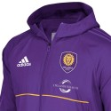Orlando City SC training presentation jacket 2017/18 - Adidas