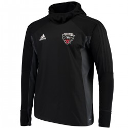 Felpa tecnica allenamento warm-up DC United 2017/18 - Adidas