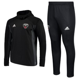 DC United training technical warm-up suit 2017/18 - Adidas