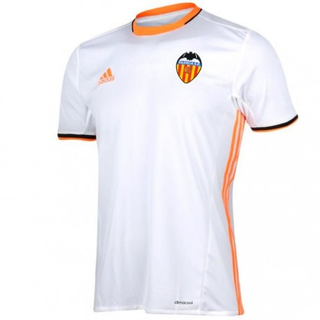 Valencia Home football shirt 2016/17 - Adidas