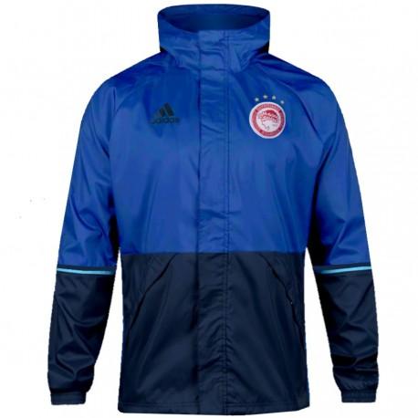 Olympiacos Piraeus FC training rain jacket 201617 Adidas