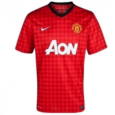 Manchester Unidos casa fútbol camiseta 2012/13-Nike