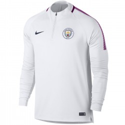 Tech sweat top d'entrainement Manchester City 2018 - Nike