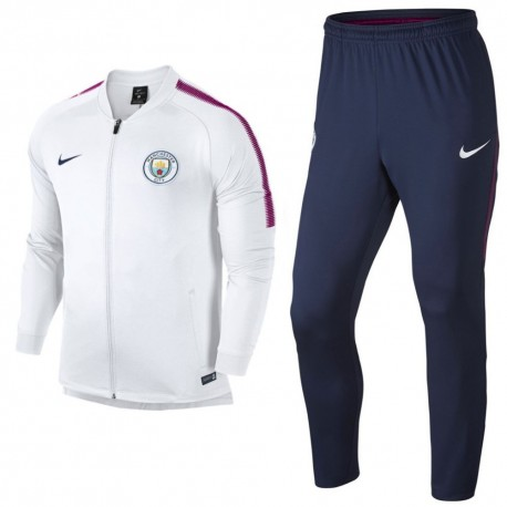 Manchester City FC training presentation tracksuit 2018 - Nike