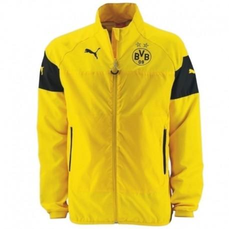 BVB Borussia Dortmund Präsentation Trainingsanzug 2014/15 - Puma