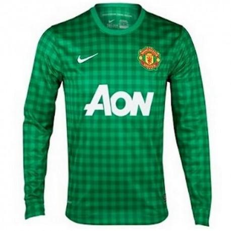 Manchester Unidos casa portero camiseta 2012/13-Nike